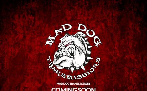 Screenshot of Home Page maddogtransmissions.com - Mad Dog Transmissions | Best Transmission in Georgia - captured Nov. 18, 2016