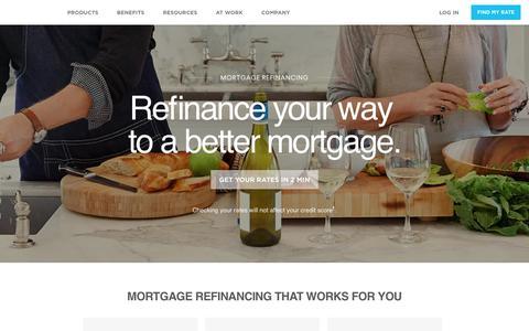 Mortgage Refinancing from SoFi | No Hidden Fees, No Catch.
