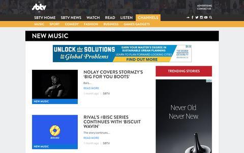 New Music - SBTV