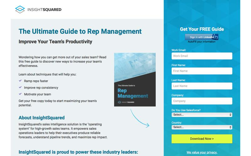 Rep Management Guide