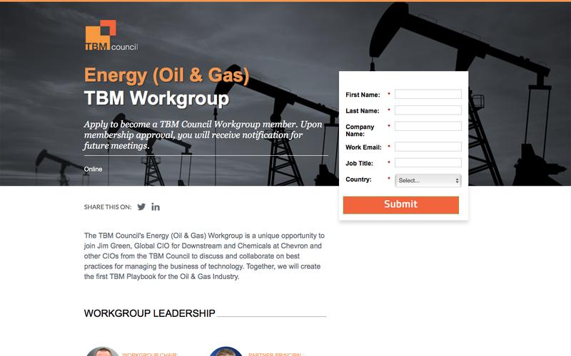 Energy - Oil & Gas