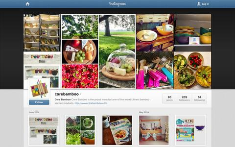 Screenshot of Instagram Page instagram.com - Instagram - captured Oct. 24, 2014