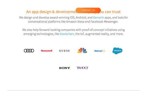 ArcTouch | San Francisco Mobile App Developers & Designers
