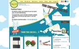 Old Screenshot Blink Marketing, Inc. Home Page