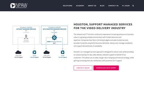 Houston - Nice People At Work