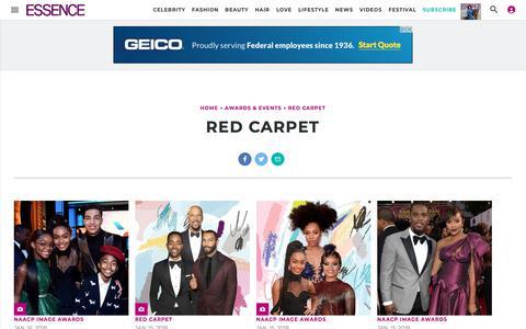 Red Carpet | Essence.com