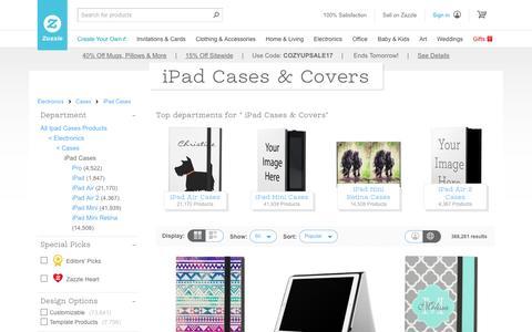 iPad Cases & Covers | Zazzle