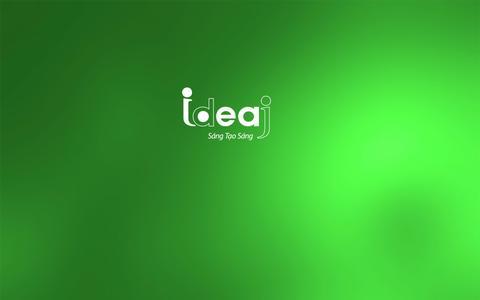 Screenshot of Home Page ideaj.net - Ideaj -  Portfolio - captured Aug. 4, 2015