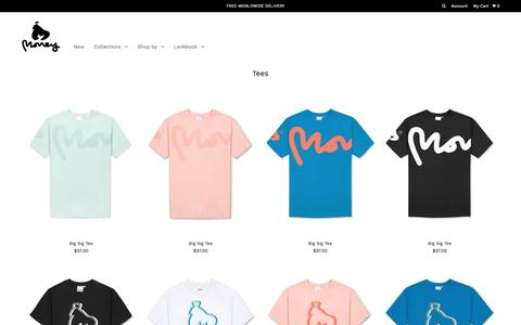 Tees – MONEY