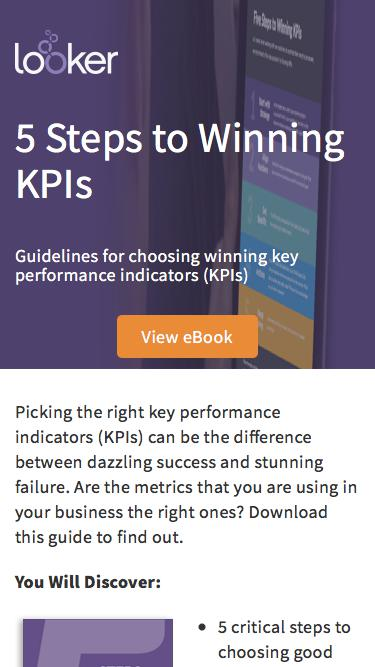 5 Steps to Winning with KPIs