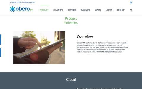 Technology - Obero SPM