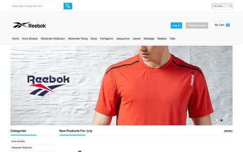 Screenshot of Home Page positivecleanergy.com - Acne Studios Dresses Wholesale Dealer On Sale Now | Asics Shoes Classic Fashion Trend London - captured July 20, 2018