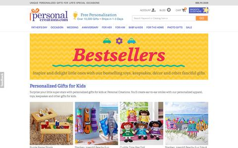 Personalized Gifts for Kids - Kids Gifts   Personal Creations