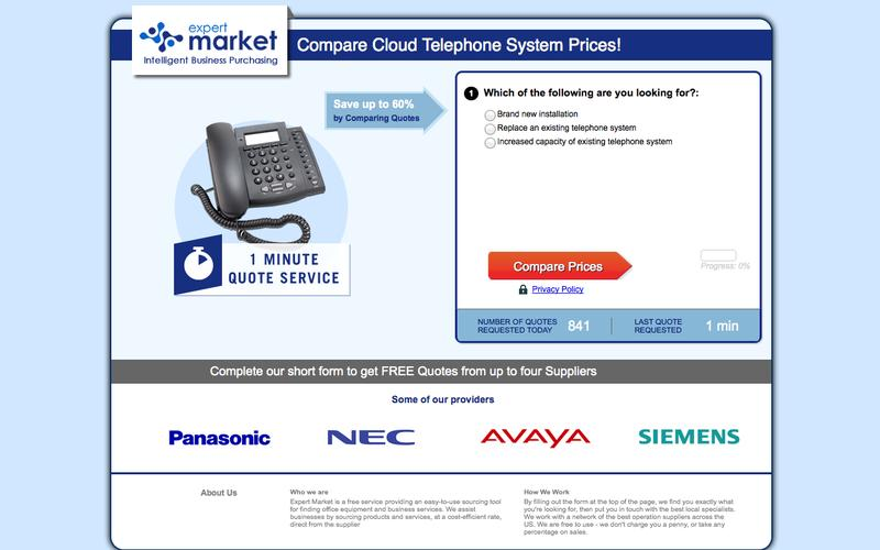 Cloud Telephone Systems [926] | Expert Market US