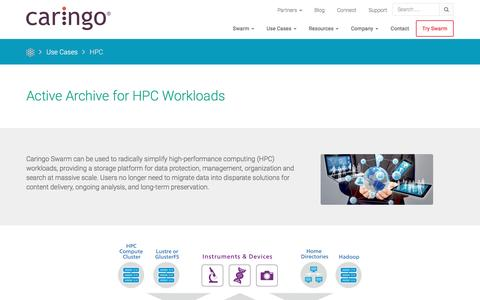 HPC   Caringo