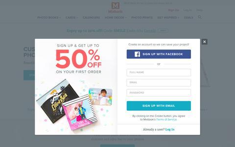 Photo Books - Make Your Own Custom Photo Books | Mixbook