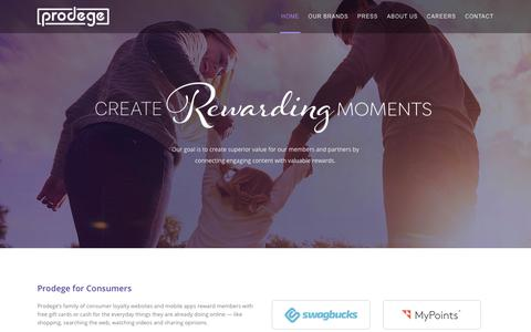 Homepage - Prodege.com