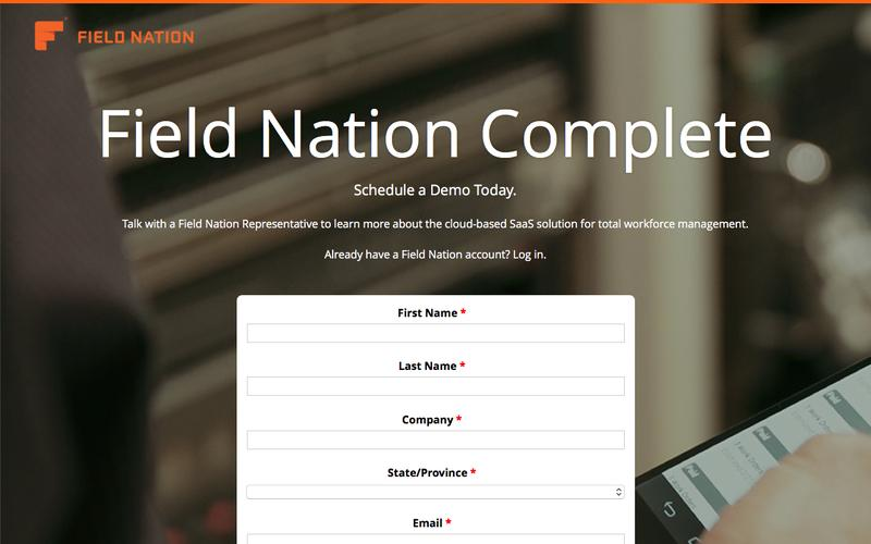 Get Work Done with Field Nation