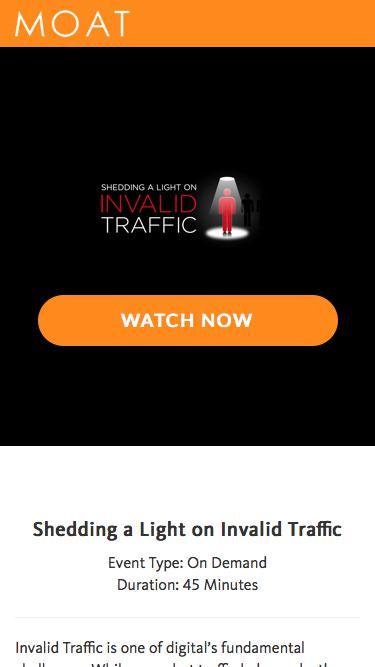 Shedding a Light on Invalid Traffic   Webinar