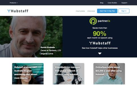 Hubstaff Customer Case Studies