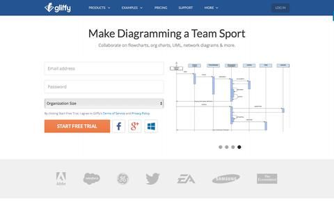 Gliffy | Online Diagram and Flowchart Software