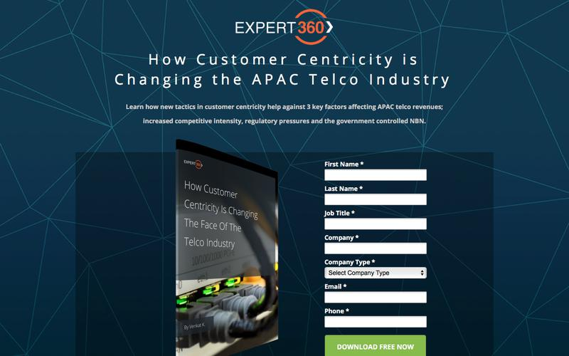 How Customer Centricity is Changing the Face of the APAC Telco Industry - by Expert360