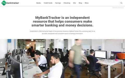 About - Finance Tools & Banking News, Rates & Reviews