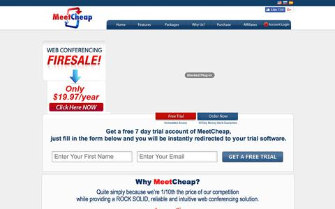 Welcome To Meetcheap-Dynamic Video Conference Software