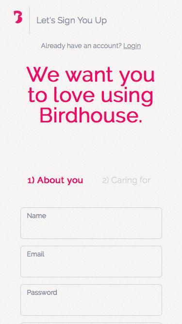 Birdhouse Lite