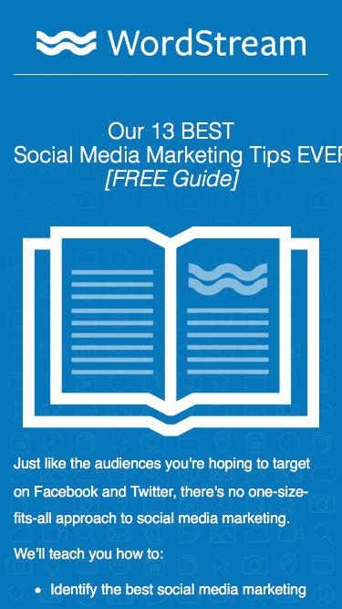 Our 13 Best Social Media Marketing Tips EVER