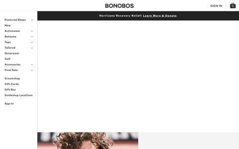 About | Bonobos