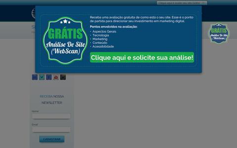 Screenshot of Site Map Page wsimarketingnainternet.com.br - SiteMap | WSI Marketing Digital - captured Jan. 14, 2016