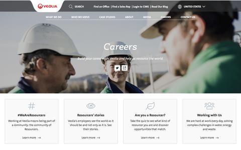 Careers | Veolia North America
