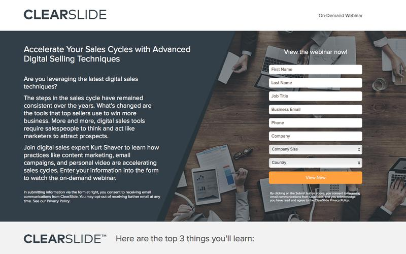 Accelerate Your Sales Cycles with Advanced Digital Selling Techniques