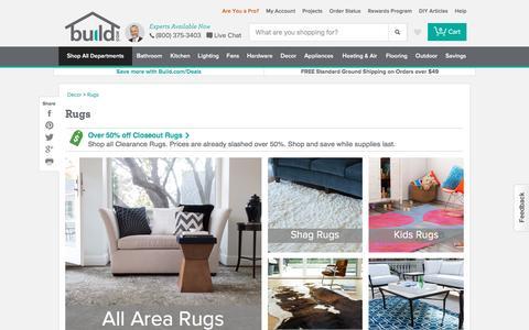 Rugs - Build.com