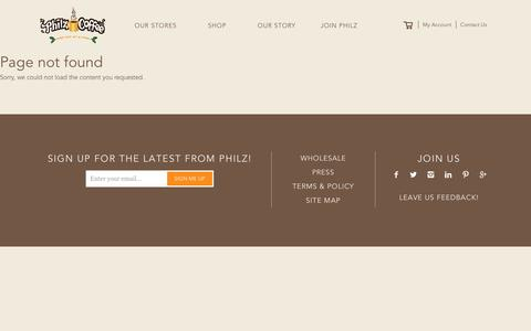 Find your Store | Philz Coffee