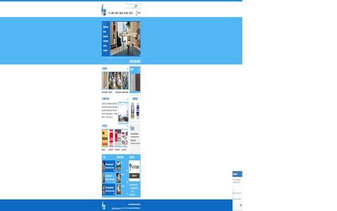 Screenshot of Home Page i-decors.com - Professional House Decorating Ideas Decorative Materials Company - captured Oct. 3, 2014