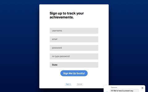 Screenshot of Signup Page flipeleven.com - Flipeleven | Sign Up - captured Feb. 6, 2020