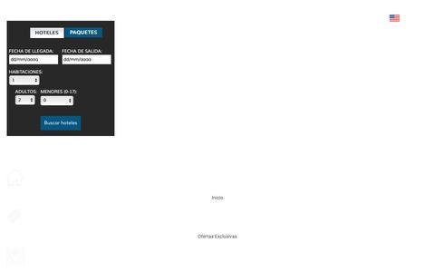 Screenshot of Menu Page solmar.com - Mobile Menu - captured Oct. 25, 2018