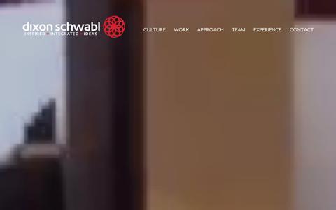 Screenshot of Home Page dixonschwabl.com - Dixon Schwabl - Rochester, NY - captured Jan. 12, 2016