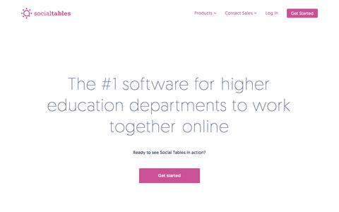 The Best Event Software for Higher Education From Social Tables