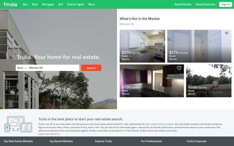Rental Listings in Your Neighborhood | Trulia.com