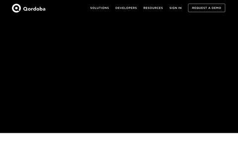 Screenshot of Team Page qordoba.com - The Qordoba Team - captured July 3, 2016