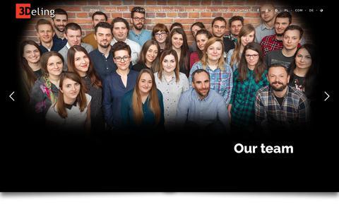 Screenshot of Team Page 3deling.ru - Our Team | 3D laser scanning - captured Nov. 22, 2018