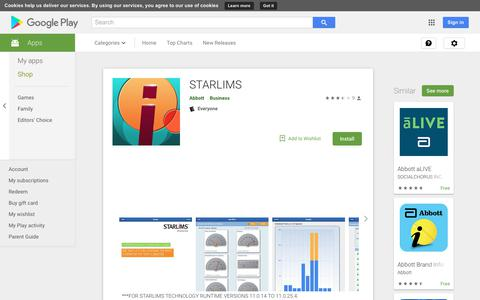 STARLIMS - Apps on Google Play