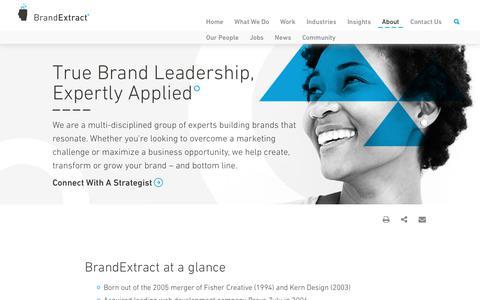 BrandExtract - Dedicated Branding Company & Consultants