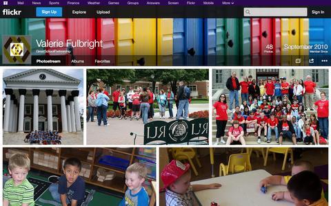 Screenshot of Flickr Page flickr.com - Flickr: GreatSchoolPartnership's Photostream - captured Oct. 23, 2014