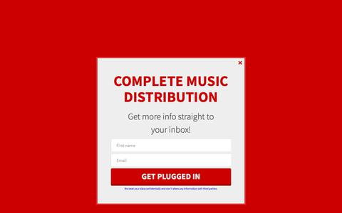 Screenshot of About Page sugomusic.com - About Sugo Music Group - captured Oct. 26, 2017