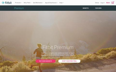 Fitbit Premium Membership