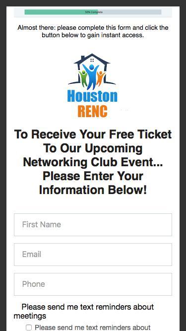 Houston RENC/Leadbox
